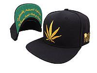 Черная кепка DCK