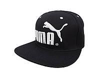 Черная кепка Puma