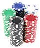 Набор для игры в покер на 200 фишек в кейсе из дерева WSS11200, фото 6
