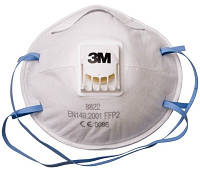 Респиратор 3М 8822