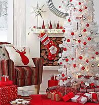 Новогодние товары и украшения