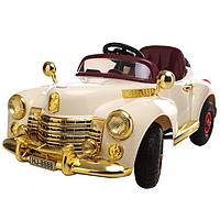 """Детский Электромобиль """"Buick RETROO""""  BS8888 (на р/у,резиновые надувные колеса,индикатор заряда батареи,2 мотора по 28W, 9 000 оборотов в"""