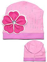 Детская шапочка (Светло розовый)