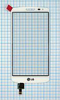 Тачскрин сенсорное стекло для LG D618/D620 Optimus G2 Mini white