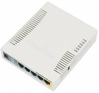 Беспроводной маршрутизатор MikroTik RB951Ui-2HND