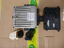 ЭБУ (комплект) (1,5 V dci 8V) Renault Clio 3 05-12 (Рено Клио 3), 8200911560