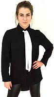 Стильная и модная итальянская рубашка-блузка
