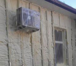Теплоизоляция фасадов напылением ППУ, фото 3