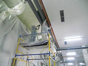 Утепление производственных помещений пенополиуретаном, фото 2