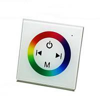 Контроллер 144W-12A-Touch white встраиваемый