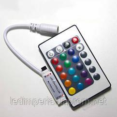Контроллер 72W 6А-IR-24-MINI кнопки