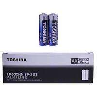 Батарейка TOSHIBA Alkaline LR6 (AA)