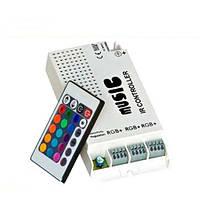 Контроллер OEM 108W 9A-IR-24 music