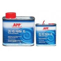 Автолак двухкомпонентный акриловый  HS Classic APP HS Klarlack 2:1 (5л) + отвердитель (2,5л)