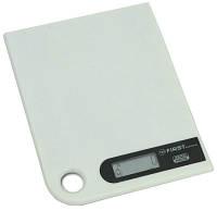 Весы кухонные FIRST FA-6401-1 White