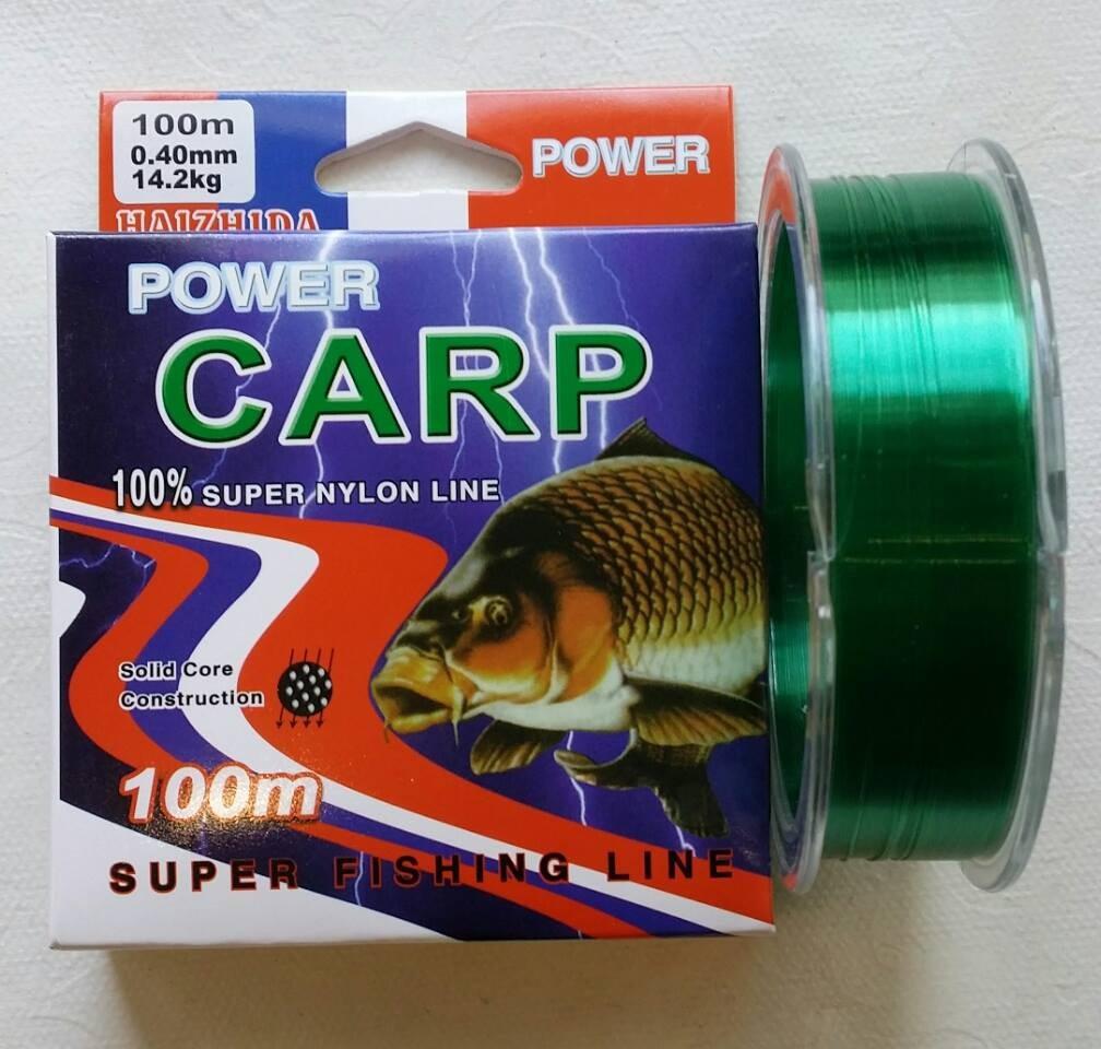 Волосінь POWER-CARP 100M ( 0.35 mm )