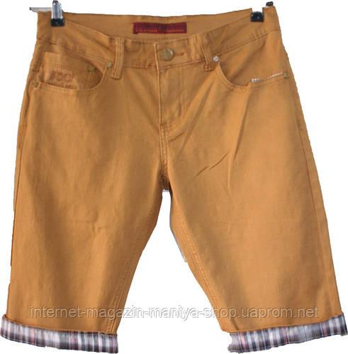Мужские шорты джинсовые