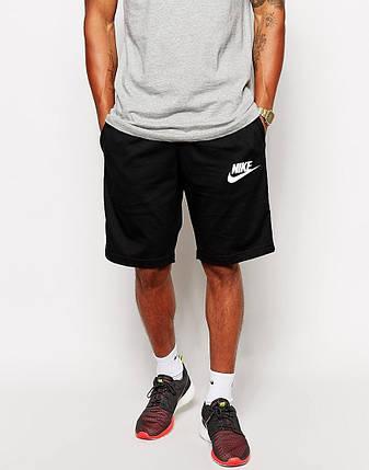 Мужские шорты с принтом Найк, фото 2