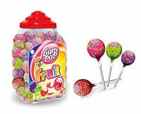 Чупа-чупсы Gum pop 18г (100шт) Fruit