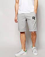 Мужские шорты  с принтом Reebok
