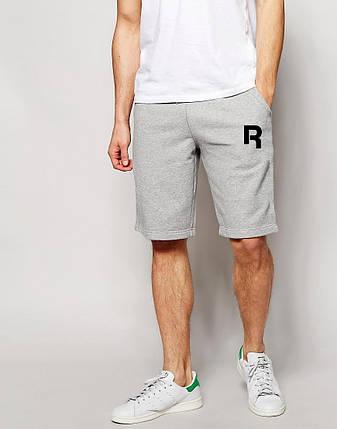 Чоловічі шорти з принтом Reebok, фото 2
