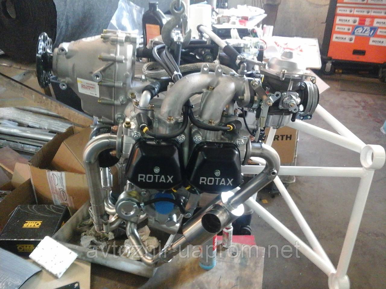 Двигатель Rotax 912 UL   80л.с б/у
