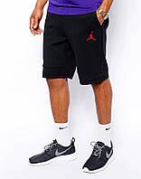 """Мужские шорты """"Jordan"""" черные"""