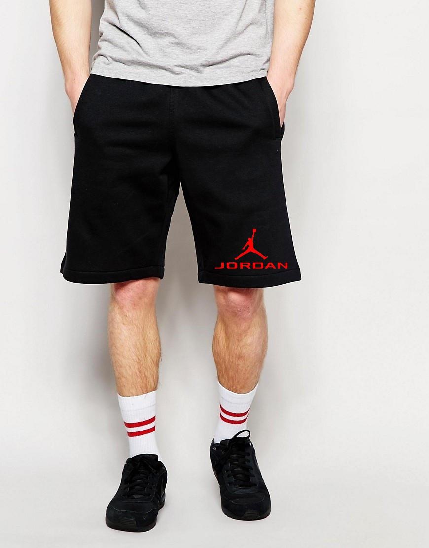 Мужские шорты Jordan с принтом