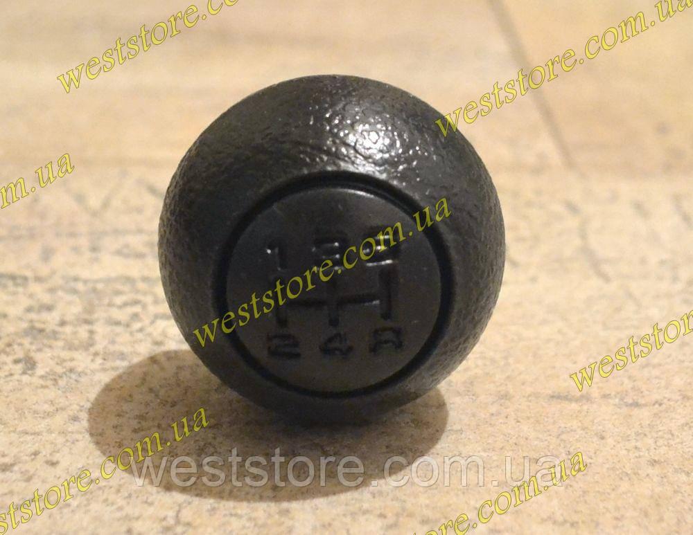 Рукоятка ручка КПП рычага переключения передач Ваз 2104,2105 5-тиступка (шар)