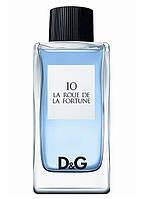 Dolce & Gabbana 10 La Roue De La Fortune (Дольче Габбана 10 Ле Роуе Де Ла Фортун) u 100 ml. edt лицензия