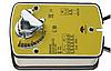Привод DA5MR220-S2 со встроенной возвратной пружиной и доп контактом для воздушной заслонки