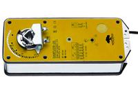 Привод DA8MR24-S2 со встроенной возвратной пружиной и доп контактом для воздушной заслонки