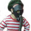 Противогаз гражданский (детский)ПД, фото 1