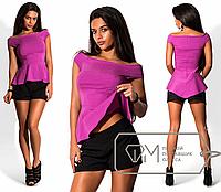 Костюм ( шорты+блуза )