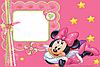 Микки маус 31 Вафельная картинка