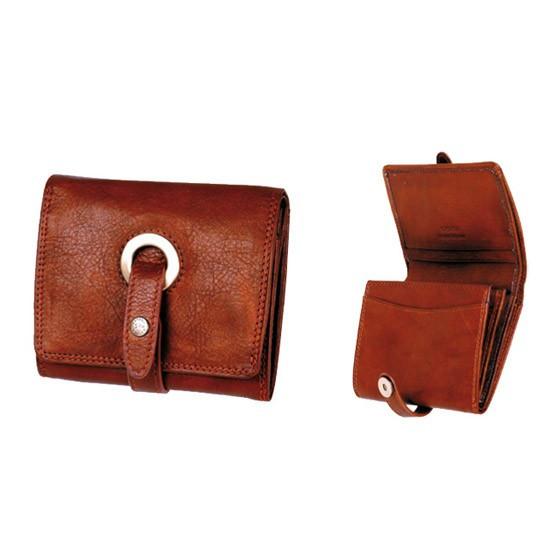 Маленький жіночий шкіряний гаманець