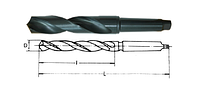 Свердло до/х середня серія D=8,5 мм, Р9М3