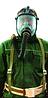 Противогаз шланговый ПШ4 ЭВН с электро-воздушным мотором с зарядкой