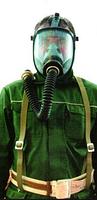 Противогаз шланговый ПШ4 ЭВН с электро-воздушным мотором с зарядкой, фото 1