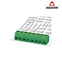 DG 127-5.08-02P-14-00AH  (terminal block)  DEGSON