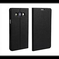 Чехол-книжка для Samsung Galaxy A7 черный
