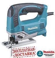 Лобзик Makita JV0600K (650Вт; 500-3100об/хв; 90/20/10мм; 2,4кг)