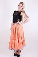 Нарядная женская летняя юбка 03457