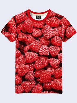 Мужская футболка Малина