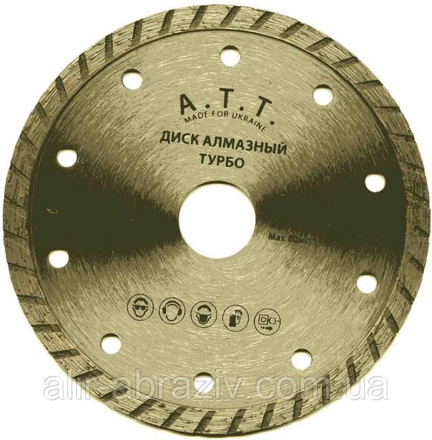 Алмазні круги А. Т. Т.