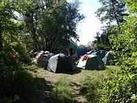 Палаточные лагеря