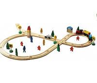 Железная дорога (деревянная) арт. Д285