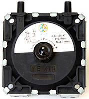 Датчик давления воздуха (прессостат, Р раб= 0,9 mbar,  Pmax 10 mbar), код сайта 0091