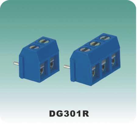 DG 301R-5.0-03P-12-00AH  (terminal block)  DEGSON