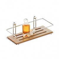 Полка для ванной навесная Бонья бамбук (серия)